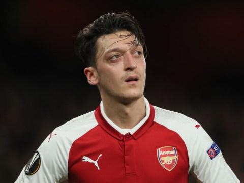 Emmanuel Petit joins Martin Keown in slamming Arsenal's Mesut Ozil