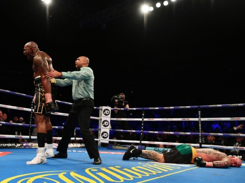 Dillian Whyte knocks Lucas Browne out cold to set up Deontay Wilder showdown