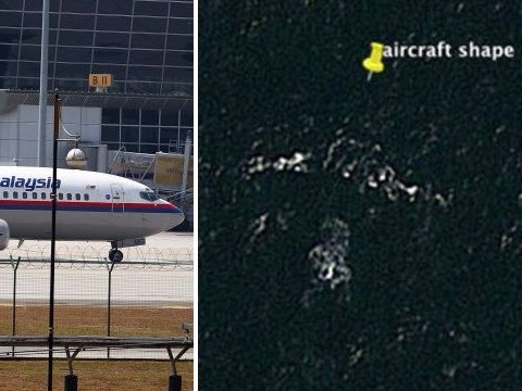 Man claims to have found missing MH370 plane 'on Google Earth'