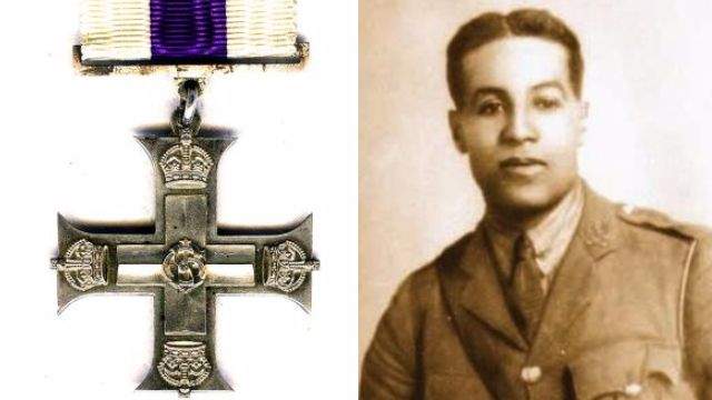 Campaign to give first black British Army officer Military Cross backed by 127 MPs