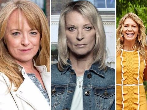 The soap characters from EastEnders, Coronation Street and Emmerdale who returned after a huge gap