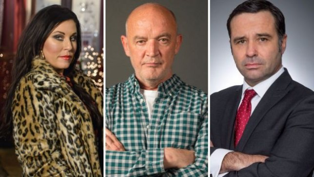 Soap spoilers for Kat in EastEnders, Phelan in Coronation Street and Graham in Emmerdale