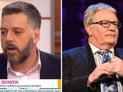 Iain Lee apologises for not reading out Jim Davidson's Jim Bowen tribute on air after comedian calls him an 'awful bloke'