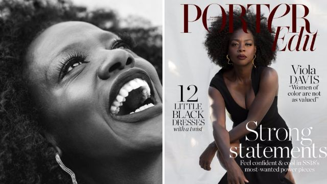 Viola Davis points out black women 'don't always have to play slaves' in movies and she's not wrong there