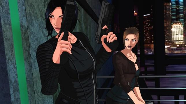 Fear Effect Sedna (PS4) - we'd sedna it back