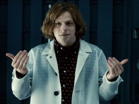 Jesse Eisenberg wants to reprise his role as Lex Luther