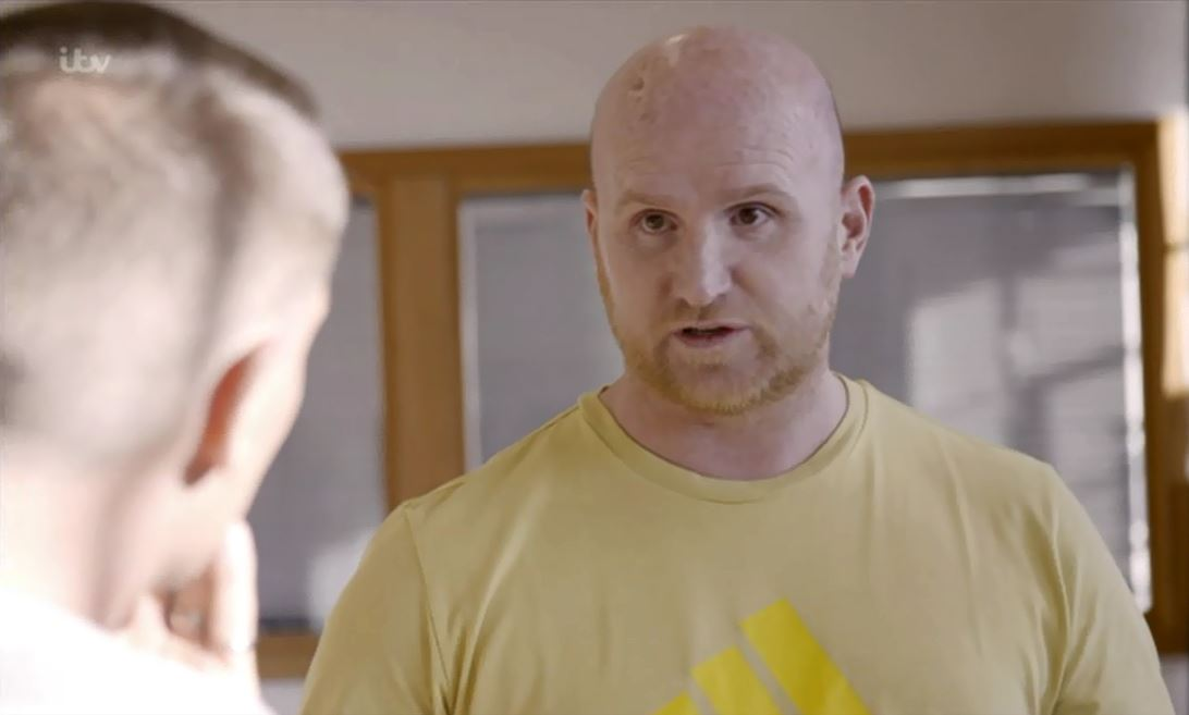 The Real Full Monty fans praise John Hartson as he shares cancer battle that almost killed him