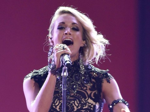 Carrie Underwood having 'nightmares' and 'hates looking in the mirror' following facial injury