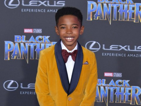 10-year-old Black Panther star bagged $1000 a day to play young Killmonger