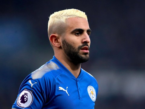 Riyad Mahrez speaks out on joining Man City and his exile at Leicester