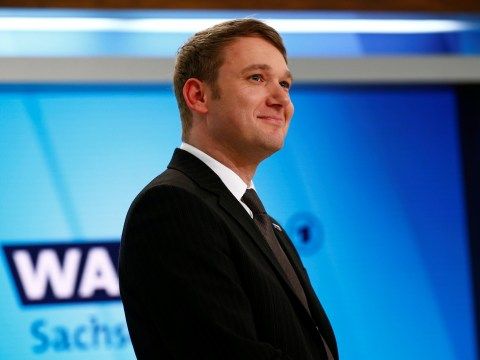 German far-right politician forced to resign for being too anti-immigrant