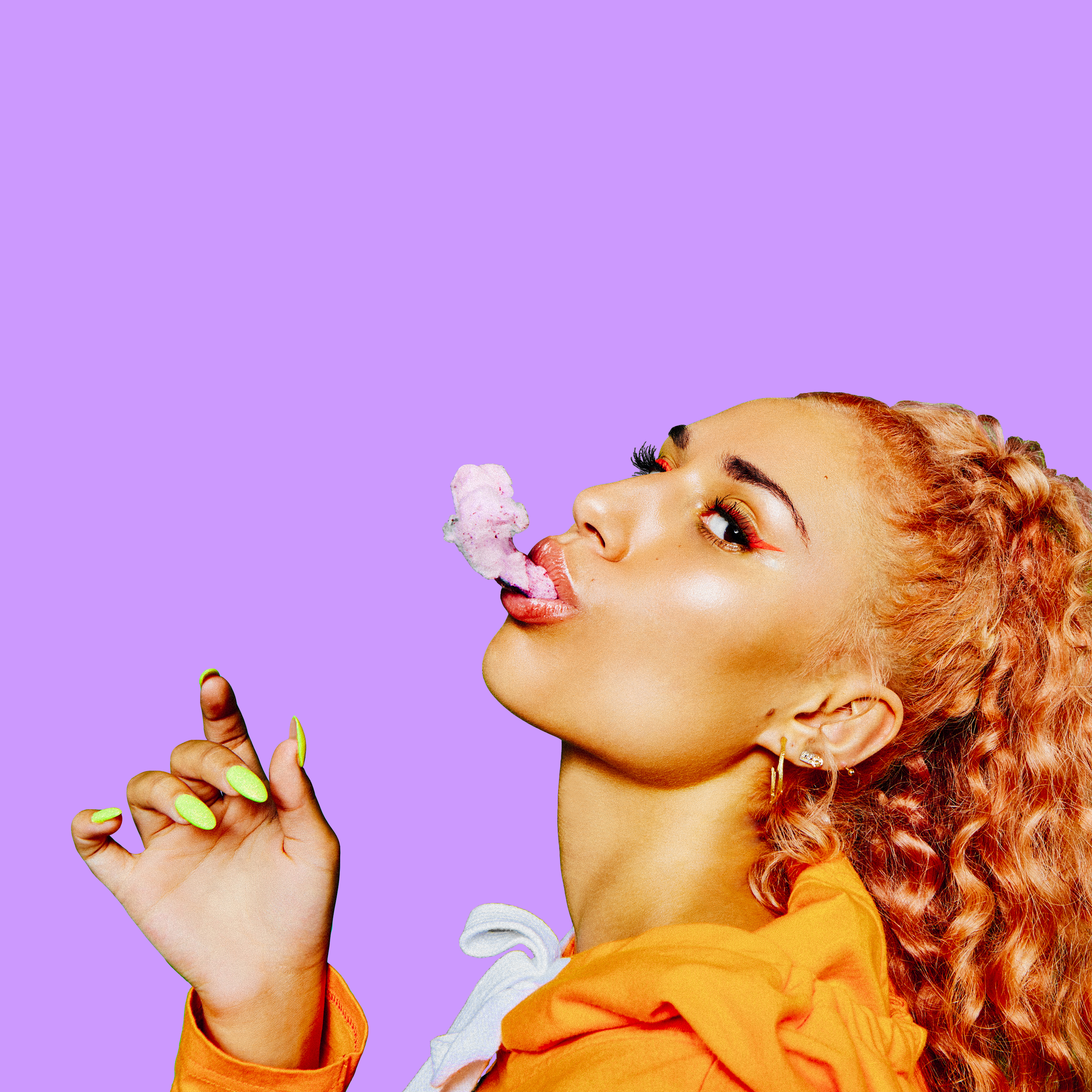 All Eyes On: Singer Raye is part of the new wave of girl power