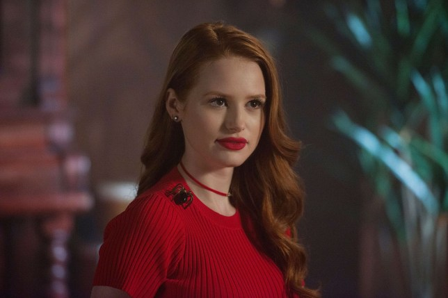 Riverdale S Madelaine Petsch Reveals Cheryl Blossom Is