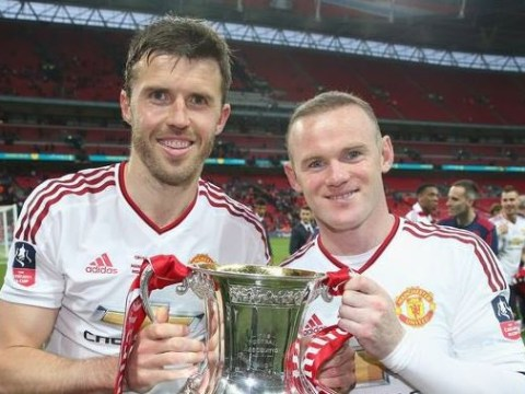 Wayne Rooney sends class message to Michael Carrick over new role at Manchester United