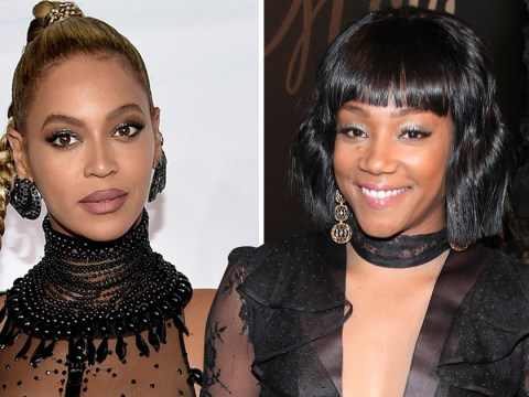 Tiffany Haddish gets stung by Beyhive over who bit Beyonce