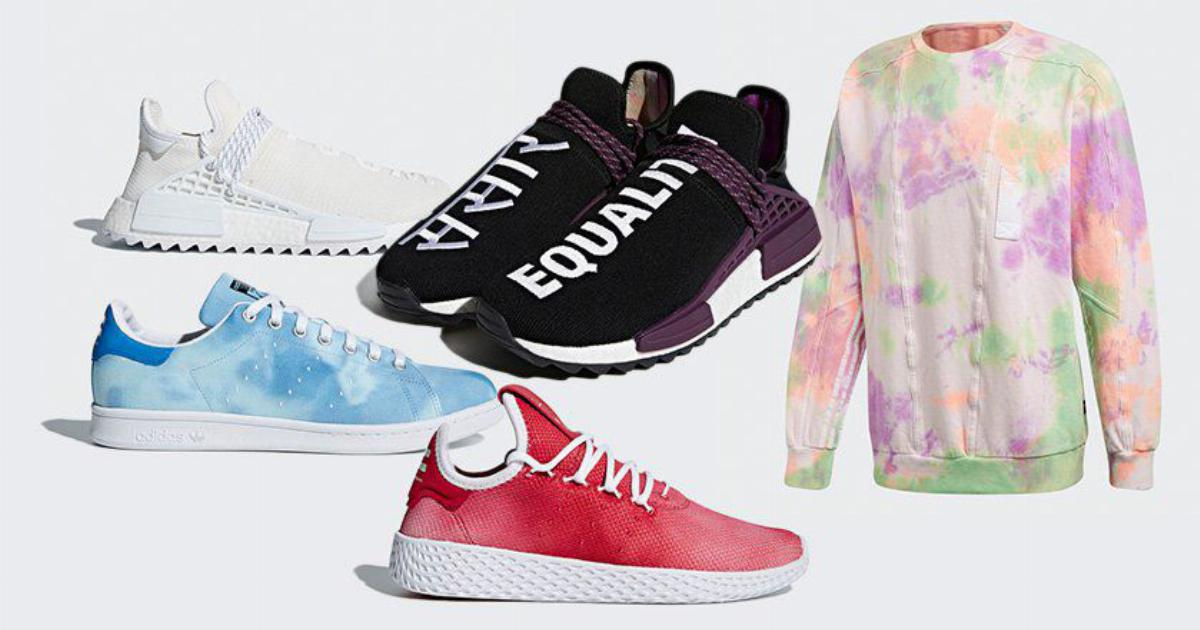 Festival Holi Adidas By Inspired Pharrell Collection Launches New wWT4WSg0
