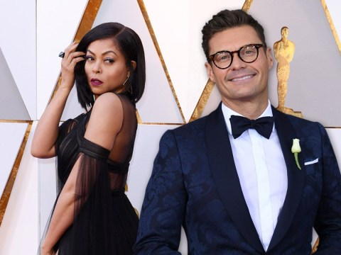 Taraji P. Henson says she didn't shade Ryan Seacrest at the Oscars after all