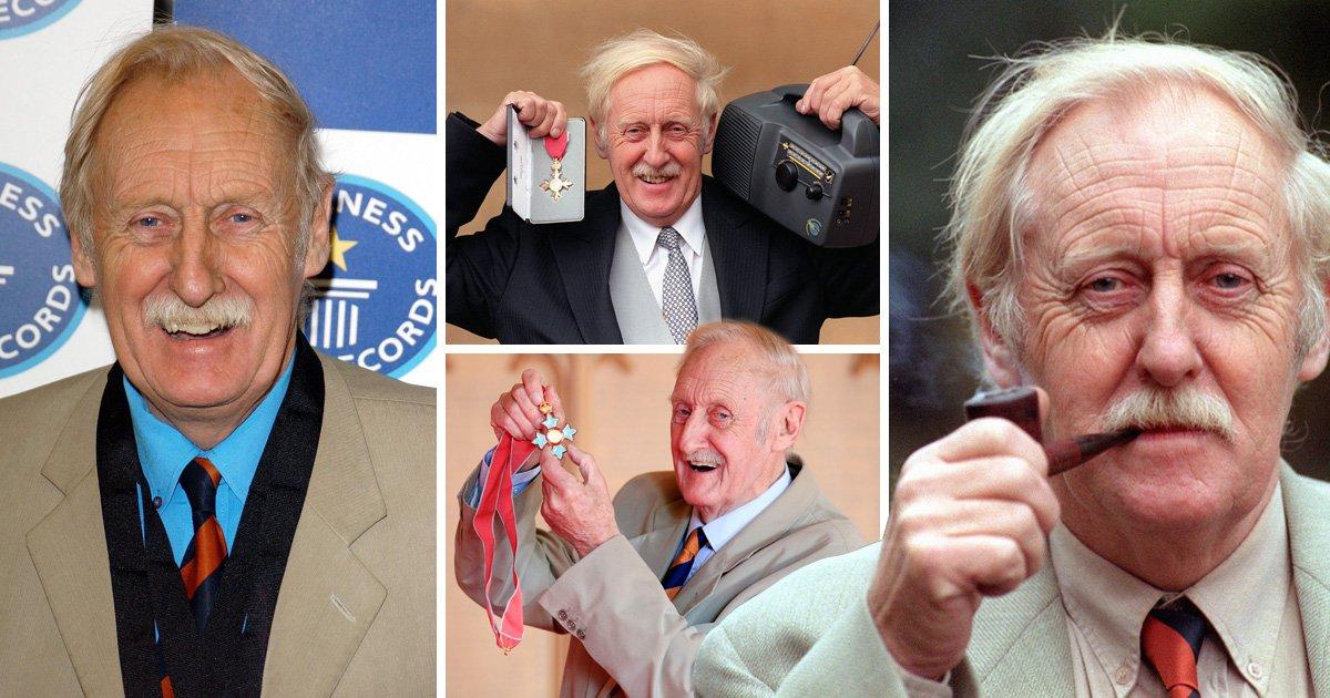 Inventor of wind-up radio Trevor Baylis dies aged 80 after long illness