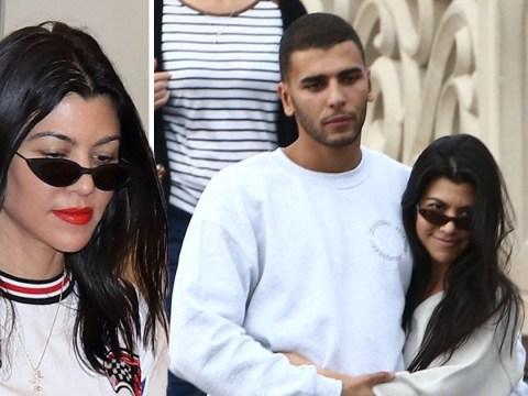 Kourtney Kardashian 'dumps Younes Bendjima after he cheated on her'
