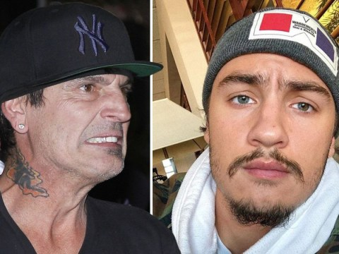 Tommy Lee's son Brandon speaks out following 'altercation' as he blames father's 'alcoholism'