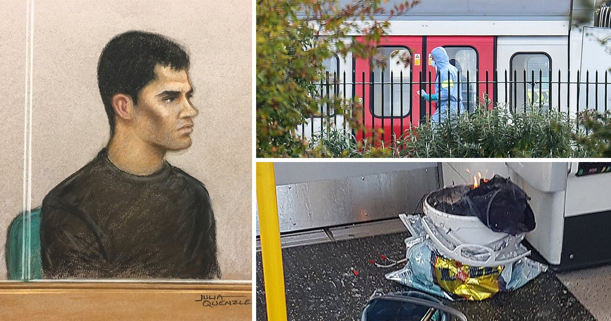 Parsons Green Tube bomb was built to cause 'maximum carnage'