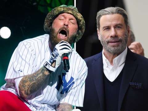 Limp Bizkit's Fred Durst is directing a new film which, incredibly, stars John Travolta