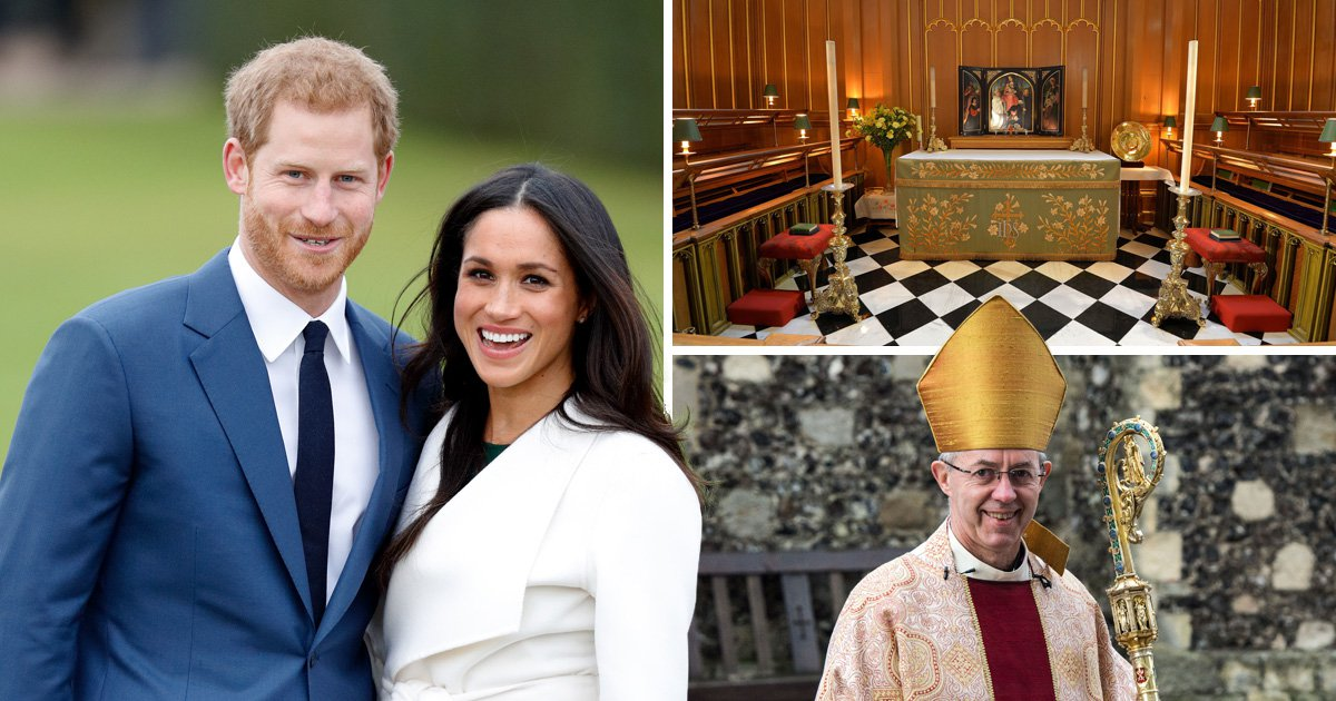 Meghan Markle baptised into Church of England in secret ceremony