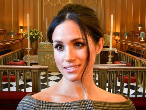 What is Meghan Markle's religion, why was she baptised and what is the Chapel Royal at St James' Palace?