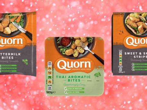 Quorn launches three new veggie products for spring