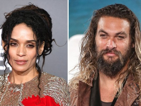 Lisa Bonet talks about 'alpha male' Jason Momoa and growing up as mixed-race