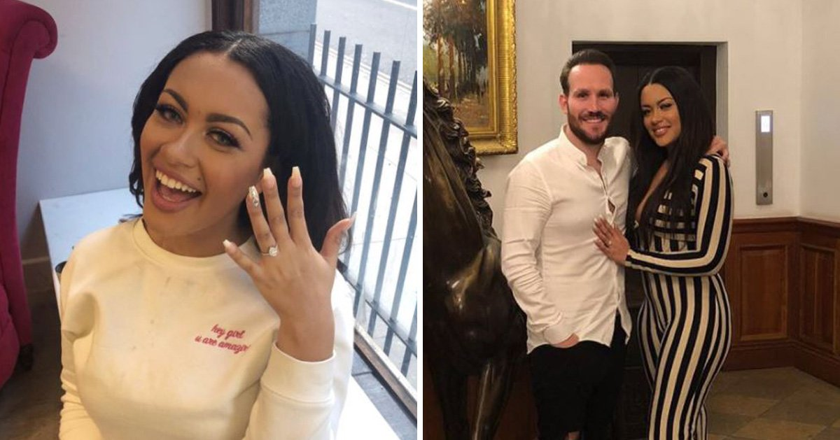 Another Take Me Out wedding is happening after Harry Potter-themed proposal