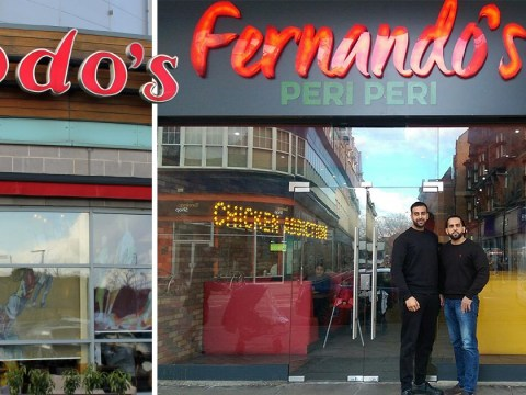 Nando's threatens restaurant with legal action over copyright infringement