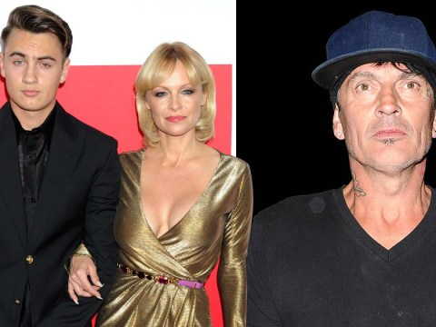 Tommy Lee 'pursuing battery charges against son' Brandon after 'assault' left him knocked unconscious