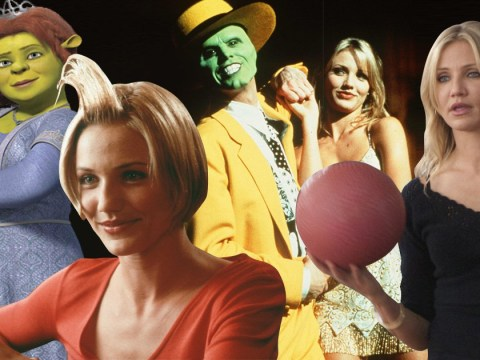 Cameron Diaz's 9 most iconic film roles, from The Mask to Bad Teacher