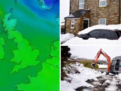 As the Met Office issues snow weather warning, how much snow will we get?