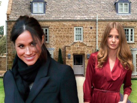 How do Meghan Markle and Millie Mackintosh know each other and is she going on the royal bride's second hen do?