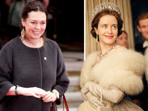The Crown director tried using CGI to make Olivia Colman look more like Claire Foy