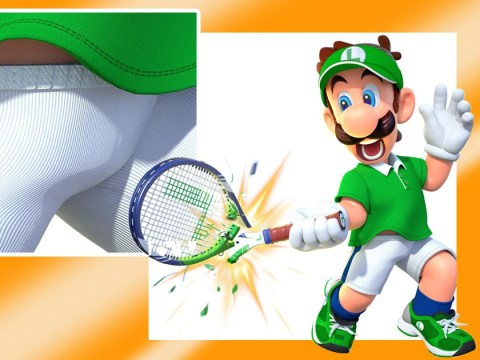Nintendo reveals that Luigi does actually have a penis and fans are going nuts about it