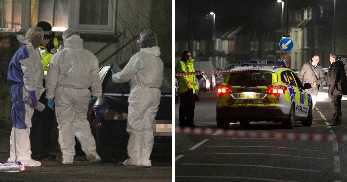 Murder investigation launched after 'mother and daughter' shot dead in home