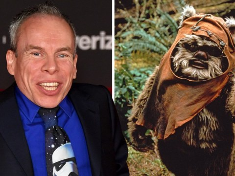 Warwick Davis reveals he was in Star Wars: The Last Jedi – and how fans can see the scene