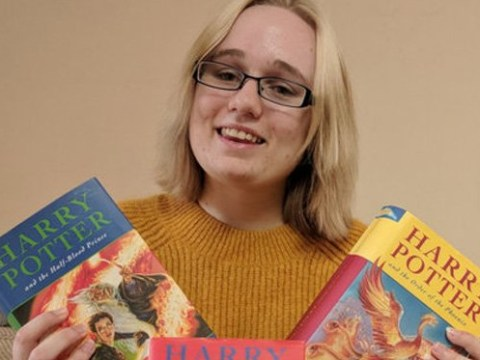 Harry Potter fan set to make thousands as she finds rare first editions in charity shop for £3