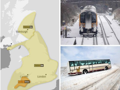 'Risk to life' warning extended as mini Beast from the East threatens more snow tonight