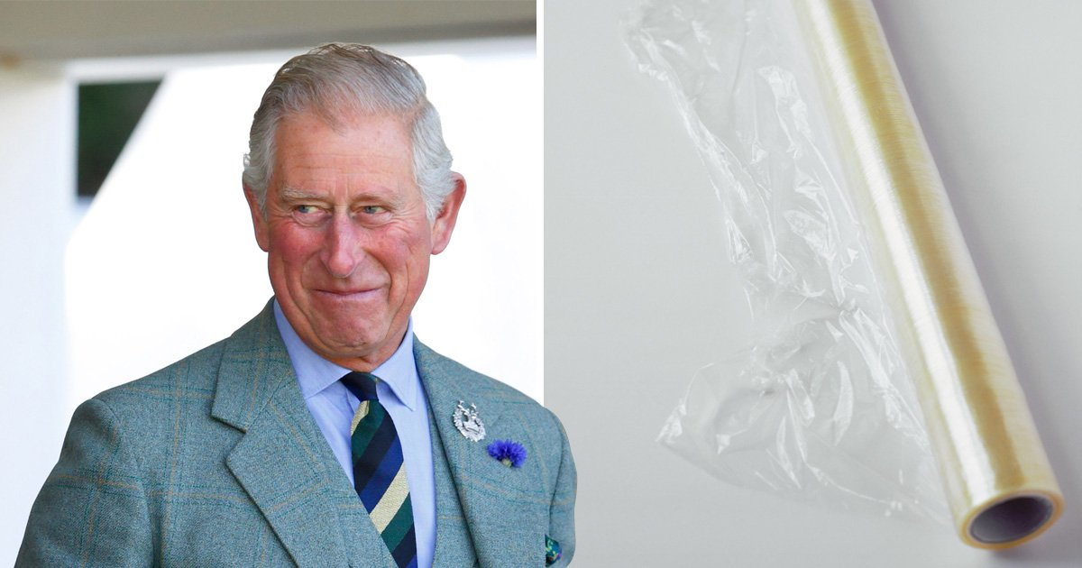 Prince Charles doesn't know what cling film is, according to new book