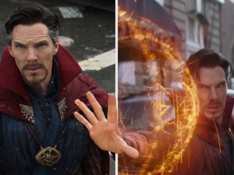 Benedict Cumberbatch is the only star who knows everything that happens in Avengers: Infinity War