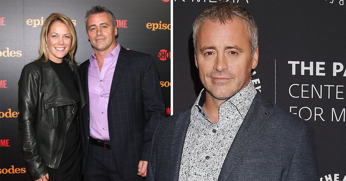 Matt LeBlanc on the 'sh*tstorm' he walked into with Top Gear and why he disappeared from acting for the sake of his family