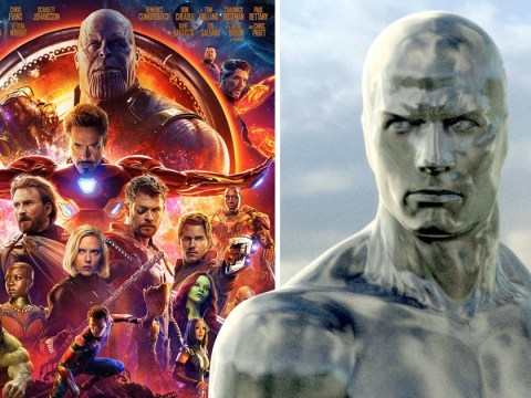 Has the Silver Surfer just been confirmed for Avengers: Infinity War alongside Brie Larson's Captain Marvel?