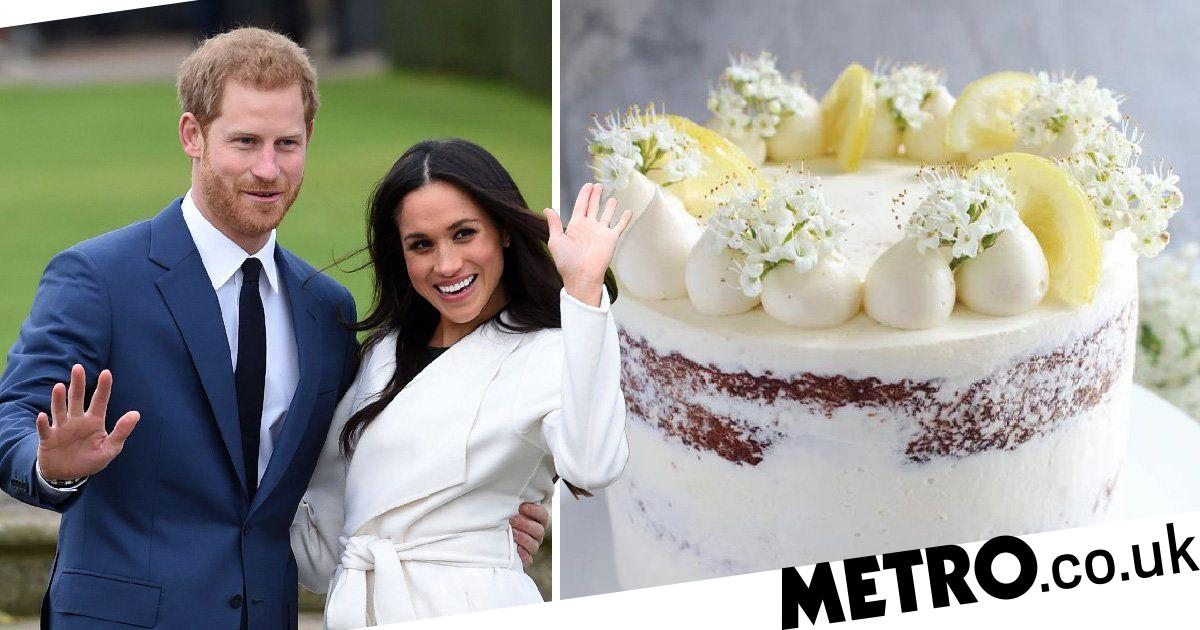 Harry And Meghan Will Have A Lemon And Elderflower Wedding Cake Here S How You Can Make Your Own Metro News