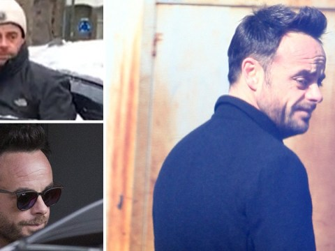 Ant McPartlin interviewed under caution as he visits police station after arrest