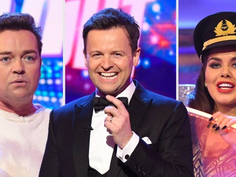 Is Declan Donnelly hosting Saturday Night Takeaway alone without Ant McPartlin when the show returns?