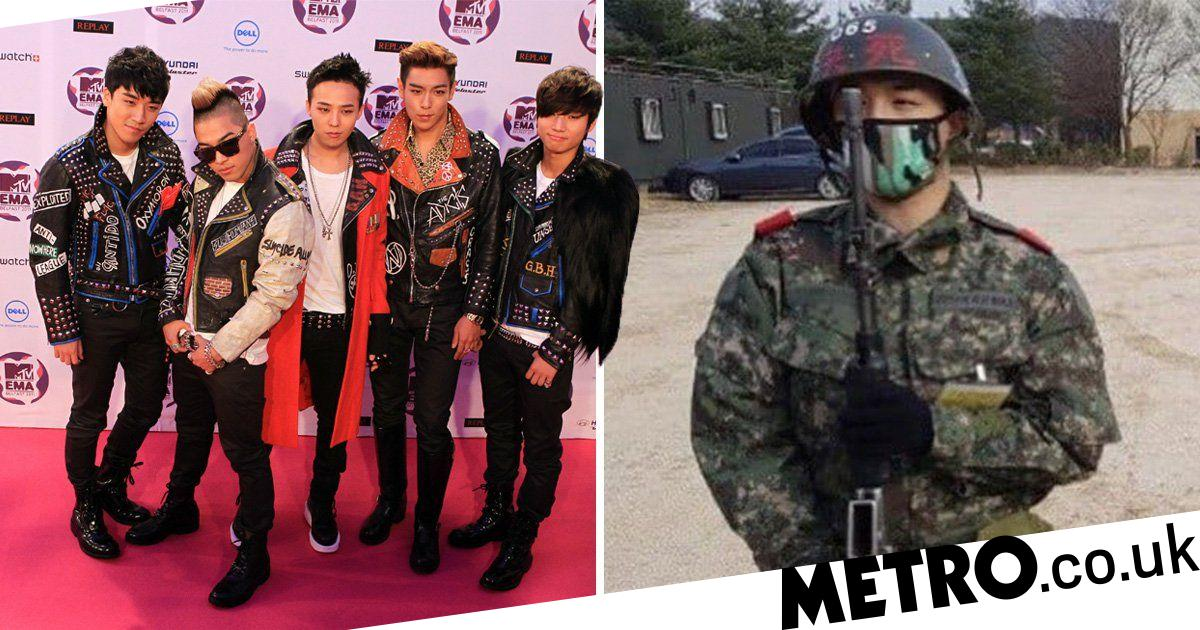 K-pop idols in army: Can they survive mandatory military